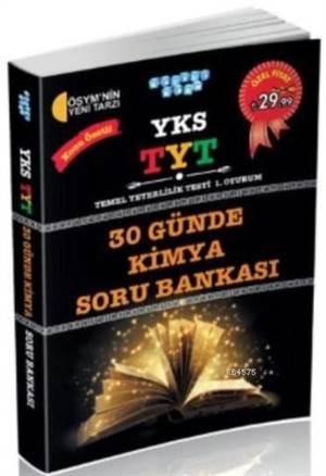 YKS TYT 30 Günde Kimya Soru Bankası