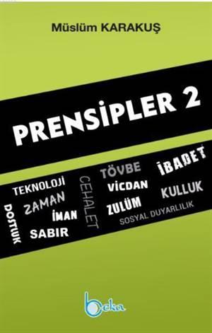 Prensipler 2