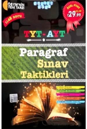 YKS-AYT Paragraf Sınav Taktikleri 2018