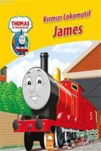 Kırmızı Lokomotif James - Thomas Ve Arkadaşları