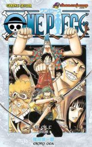 One Piece 39. Cilt; Çekişme