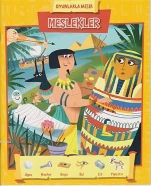 Meslekler - Oyunlarla Mısır