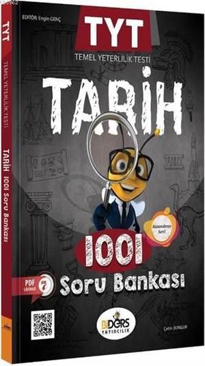 TYT Tarih 1001 Soru Bankası Karekod Çözümlü