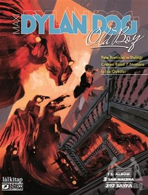 Dylan Dog Maxi Albüm 15