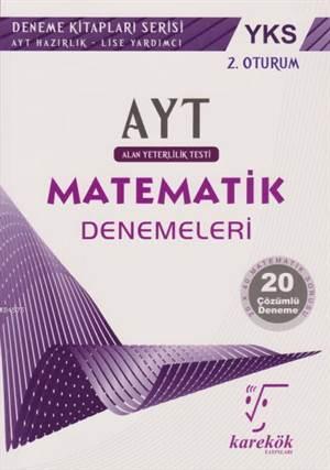 AYT Matematik Denemeleri 2. Oturum