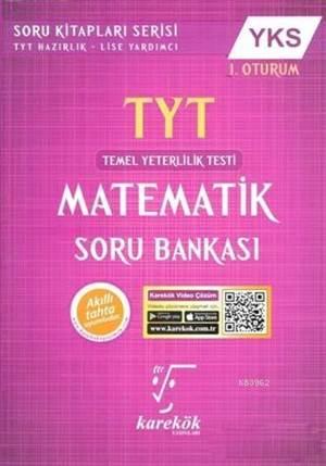 2018 YKS 1. Oturum TYT Matematik Soru Bankası; TYT Hazırlık - Lise Yardımcı