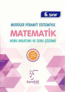2019 6. Sınıf MPS Matematik Konu Anlatımı Ve Soru Çözümü; Akıllı Tahta Uyumludur