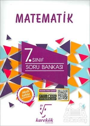 7.Sınıf Matematik Soru Bankası (Yeni Müfredat)
