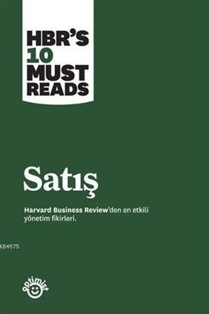 Satış; Harvard Business Rewiew Press