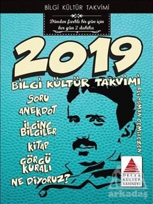 2019 Bilgi Kültür  ...