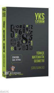 YKS TYT 1. Oturum Türkçe Matematik Geometri Soru Bankası