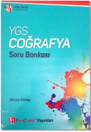 2017 YGS Coğrafya Soru Bankası