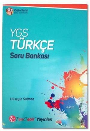 2017 YGS Türkçe Soru Bankası
