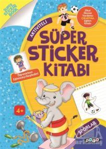Süper Sticker - Sporlar