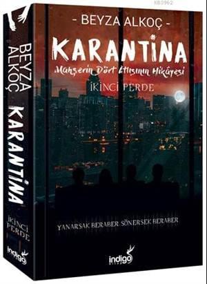 Karantina - <br/>Mahşerin Dört ...