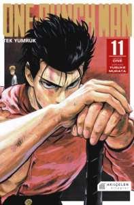 One-Punch Man-Tek Yumruk Cilt 11