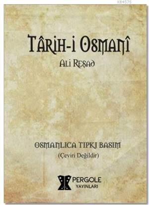 Tarih-İ Osmani (Osmanlıca)