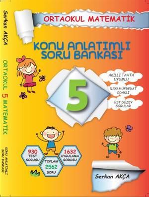 5. Sınıf Matematik Konu Anlatımlı Soru Bankası