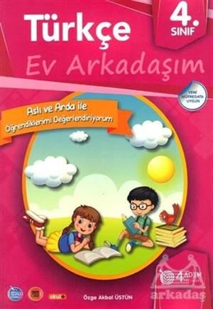 4. Sınıf Türkçe - Ev Arkadaşım