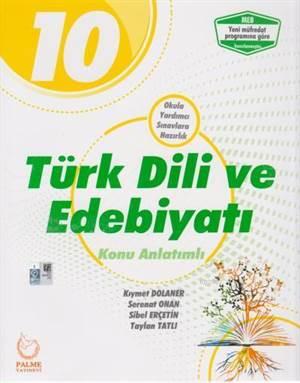 10. Sınıf Türk Dili Ve Edebiyatı Konu Anlatımlı YENİ