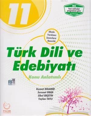 11. Sınıf Türk Dili Ve Edebiyatı Konu Anlatımlı YENİ