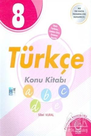 8. Sınıf Türkçe Konu Kitabı