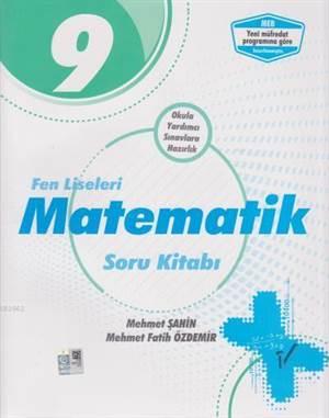 9. Sınıf Fen Liseleri Matematik Soru Kitabı