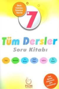 7. Sınıf Tüm Dersler Soru Kitabı