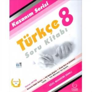 8.Sınıf Kazanım Türkçe Soru Kitabı