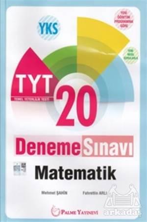 TYT Matematik 20 <br/>Deneme Sınavı