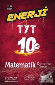 Enerji TYT Matematik 10 Deneme Sınavı