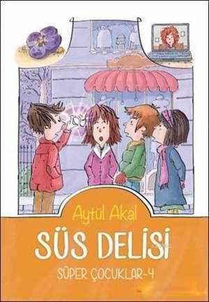 Süs Delisi - <br/>Süper Çocukla ...