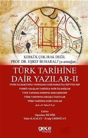 Türk Tarihine Dair Yazılar-2