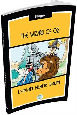 The Wizard Of Oz - Lyman Frank Baum; Stage-1
