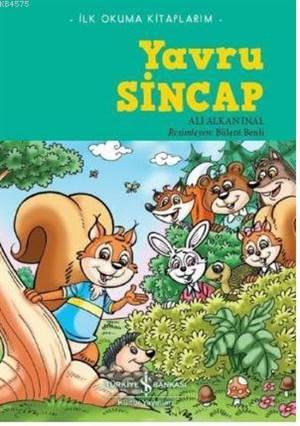 Yavru Sincap; İlk Okuma Kitaplarım