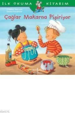 Çağlar Makarna Pişiriyor İlk Okuma Kitabım