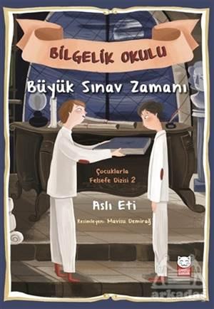Büyük Sınav <br/>Zamanı - Bilg ...