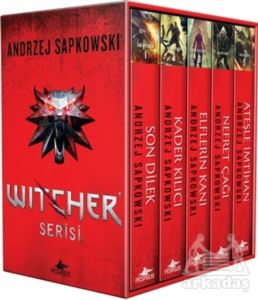 The Witcher Serisi ...