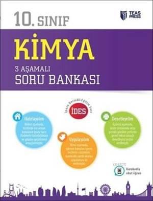 10.Sınıf Kimya 3 Aşamalı Soru Bankası