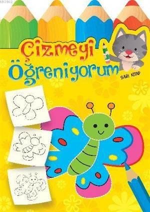 Çizmeyi Öğreniyorum Sarı Kitap
