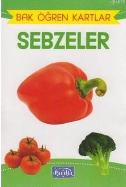 Bak Öğren Kartlar - Sebzeler
