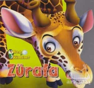 Ben Kimim? - Zürafa