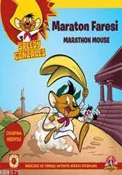 Maraton Faresi - Speedy Gonzales; Çıkartma Hediyeli
