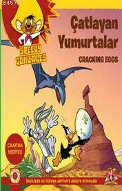 Çatlayan Yumurtalar - Speedy Gonzales; İngilizce Ve Türkçe Aktivite Hikaye Kitapları