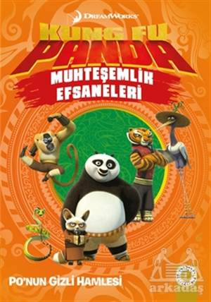Muhteşemlik Efsaneleri - Kung Fu Panda