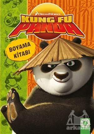 Boyama Kitabı - Kung Fu Panda