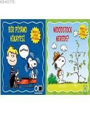 Woodstock Nerede Ve Bir Piyango Hikayesi; Snoopy İle 2 Kitap Bir Arada