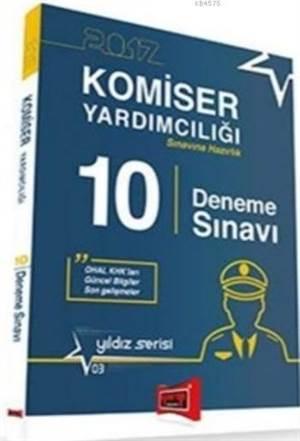 Komiser Yardımcılığı Sınavına Hazırlık 10 Deneme Sınavı 2017