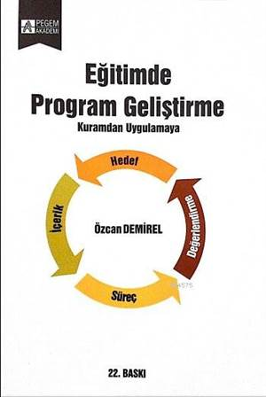 Eğitimde Program Geliştirme; Kuramdan Uygulamaya