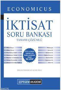 KPSS Economicus İktisat Tamamı Çözümlü Soru Bankası